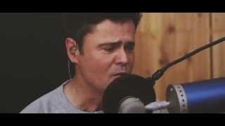 Donny Osmond recording in the studio - Your Song