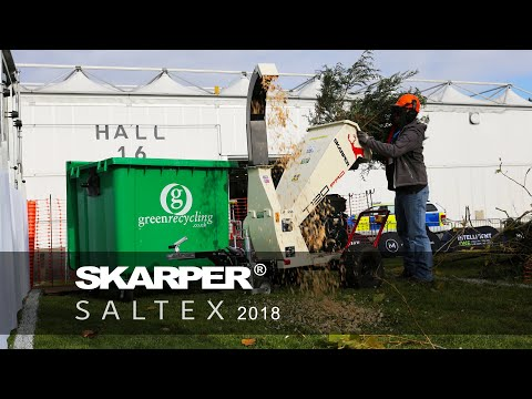 SKARPER® on exhibiton SALTEX 2018