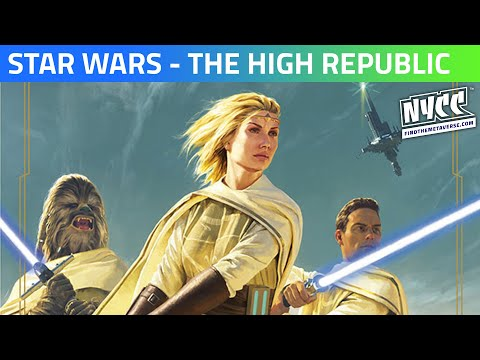 The Great Disaster Hits! Polygon Discovers the Secrets of Star Wars - The High Republic
