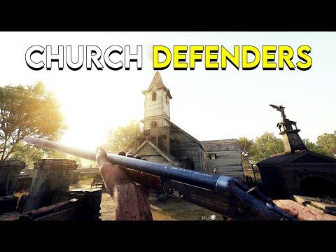 Defending the Church! - Hunt: Showdown