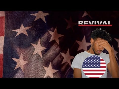 Eminem – REVIVAL First REACTION/REVIEW
