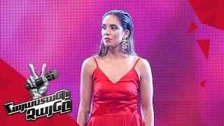 Ivonne Valdes Fernandez sings
