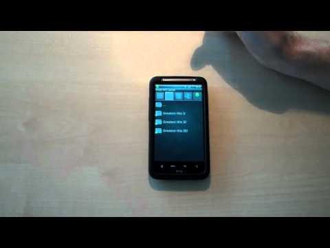 Video of Dream MP3 Control