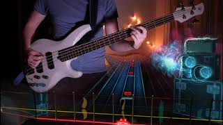 Let Me Go - 3 Doors Down Bass 100% #Rocksmith #Rocksmith2014