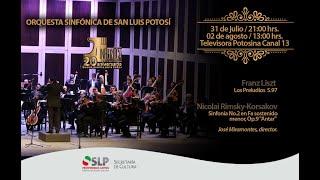 Los Preludios de Liszt