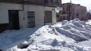 preview picture of video 'Tormenta del siglo en Almazan, Soria, 2 julio 2014 7/7'