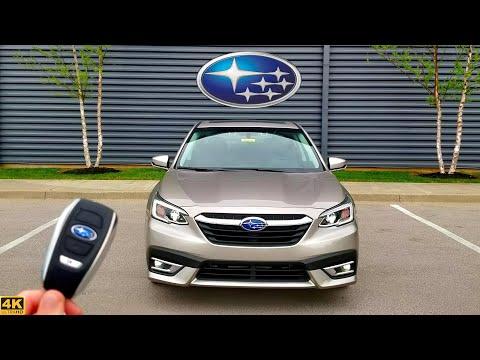 External Review Video ZJ0kHeDYw-M for Subaru Legacy Sedan & Outback Wagon (7th Gen)