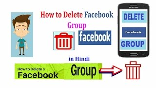 Delete facebook group how to delete a facebook group most how to delete a facebook group in hindi ccuart Images