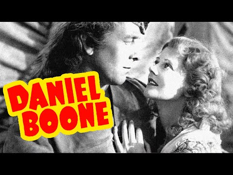 Daniel Boone (1936) Western movie
