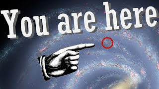 You Are Here (Part 1: Space)