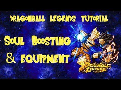 Soul Boost, Raise Class, Items, & Equipment Guide