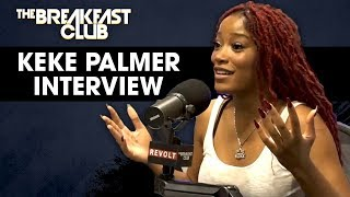 Keke Palmer Opens Up About Anxiety & Depression, Talks Trey Songz, New Music + More