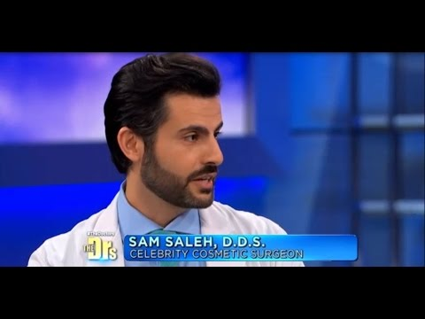 Dr. Saleh   The Doctors   Teeth Grinding & Women's Oral Health