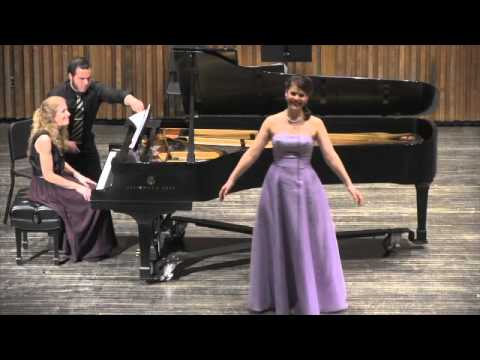 Vandi Enzor Graduate Recital April 30, 2015