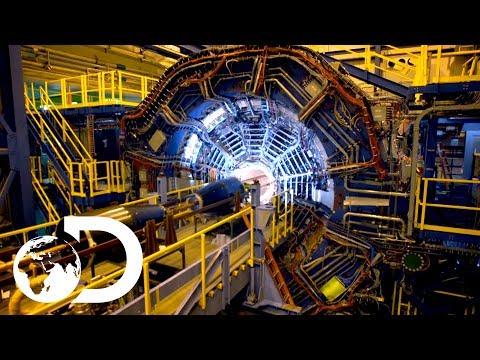 Machine Creates a Super Massive Black Hole | Strip the Cosmos