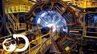 Machine Creates a Super Massive Black Hole | Strip the Cosmos