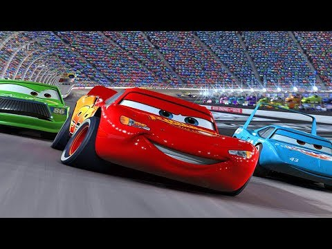 Cars 3 (2017) - Best Funny Moments - Cruz Ramirez Memorable Moments