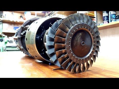 Турбостартер ТС-20Б - можно ли его восстановить в гараже ?
