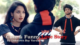 Cute & Romantic Love Story    SOTY2   Love Story by Unknown Boy Varun