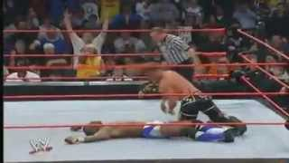 Shawn Michaels Best Sweet Chin Music Ever In His Career !!!!