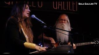 JUDITH OWEN Feat LELAND SKLAR Sala Galileo TV
