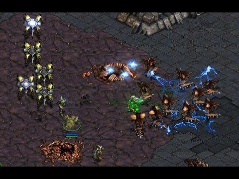 Bisu (P) v Effort (Z) BEST OF 5 - StarCraft  - Brood War REMASTERED 2019