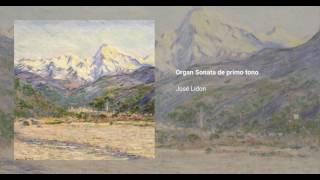 Organ Sonata de primo tono
