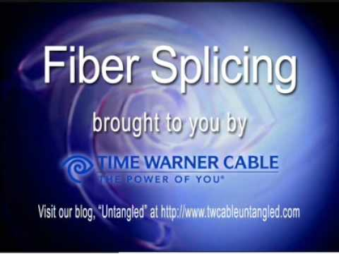 How To Splice A Fibre Optic Cable