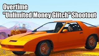 Rockstar Added An Unlimited Money Glitch To GTA Online