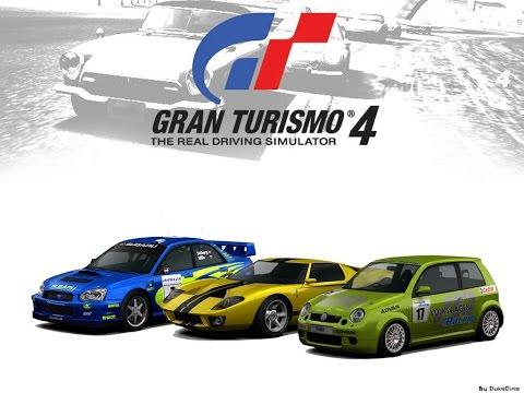 Gran Turismo 4 (4K at 60FPS) PCSX2 1 5 0 - смотреть онлайн