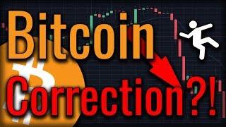 Is The Bitcoin Rally Over?! - Bitcoin Correction Soon? (July 2018)