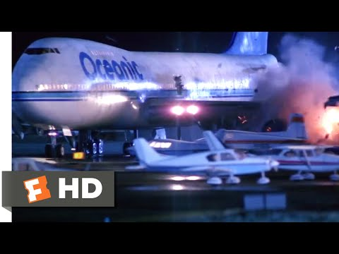 Executive Decision (1996) - Crash Landing Scene (10/10) | Movieclips
