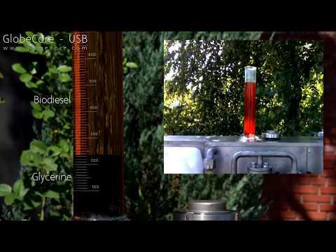 Produzione di biodiesel dai grassi di scarto. Biodiesel UBD