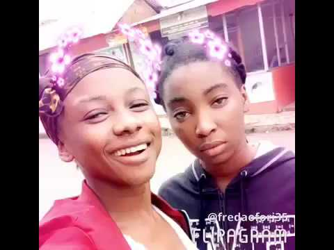 Two Lesbians From Ghana 'Are Drunk In Love'