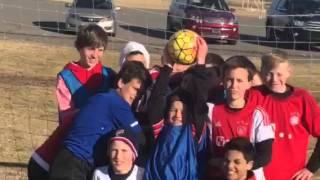 Conway, Ar Soccer Fun Day 2016