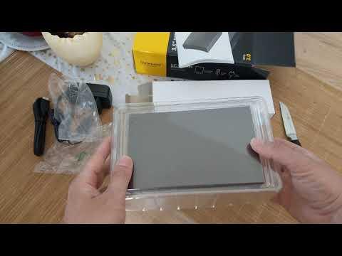 Intenso externes Gehäuse für 3,5 Zoll SATA Festplatten USB 3.0+2.0 - Externe Festplatte Gehäuse