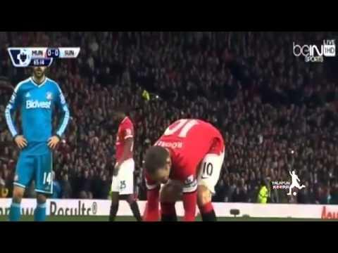Manchester United vs Sunderland 2-0 - All Goals & Match Highlights - 28/02/2015 ◄ High Quality