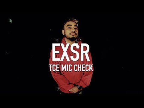 Exsr - 911 ( Prod. By @Ninedy2 ) [ TCE Mic Check ]