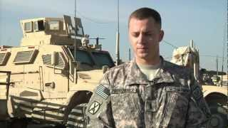 Army 1st Lt. David Provencher - Silver Star Recipient