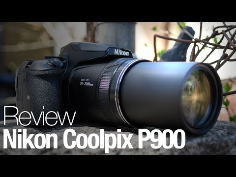Nikon Coolpix P900 Tutorial