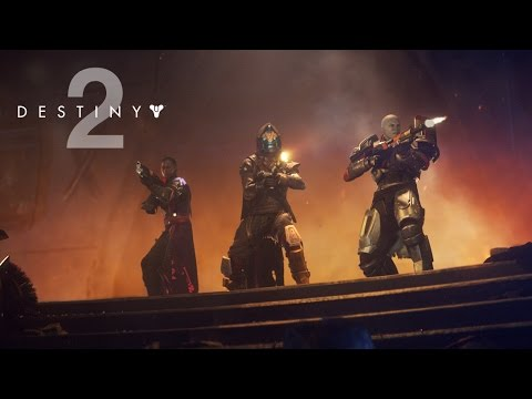 "Destiny 2 – ""Rally the Troops"" Worldwide Reveal Trailer thumbnail"