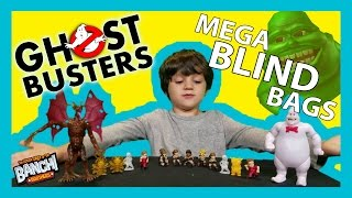 GHOSTBUSTERS Toys Mega Mini Blind Bag Slimer Surprise   Banchi Brothers Toy Review