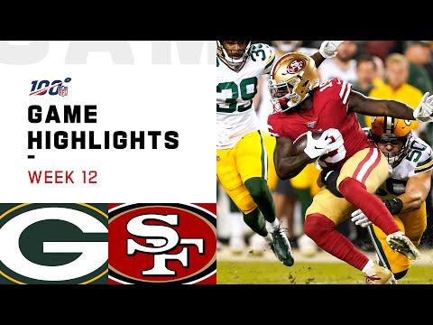 Packers vs. 49ers Week 12 Highlights | NFL 2019