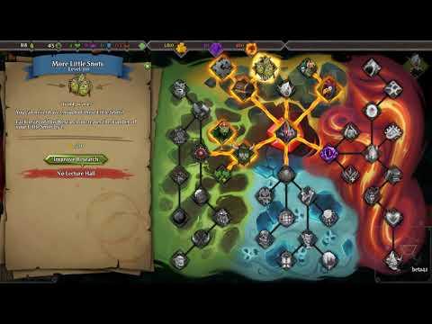 Dungeons 3 - hellish survival mode