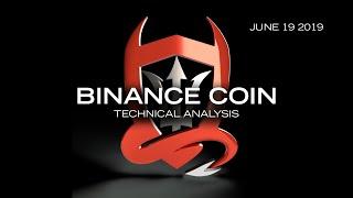 Binance Coin Technical Analysis (BNB/USD) : When Alts Grow Up...  [06.19.2019]