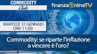 Commodity Club - 31 gennaio 2017
