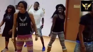 Mc Galaxy Dancing  Komolop cholop Kaffy the Dancer
