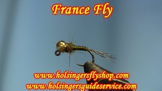 France Fly, Holsinger's Fly Shop