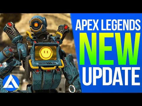 APEX LEGENDS: Upcoming Updates - New Features, Characters, Weapons, Maps & More