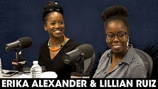 The Breakfast Club - Erika Alexander And Lillian Ruiz Discuss The Importance Of Diverse Media, 'The Blackness' + More